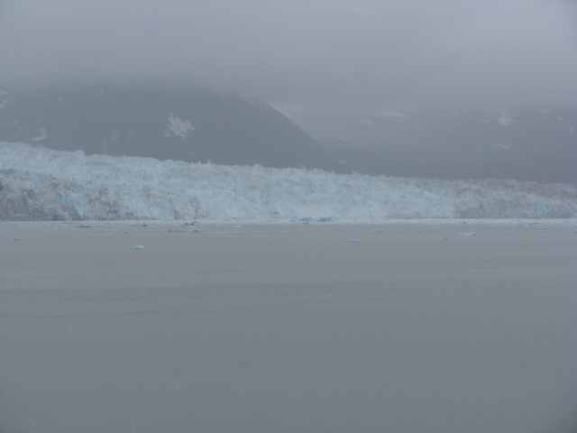 Hubbard Glacier the 2nd time